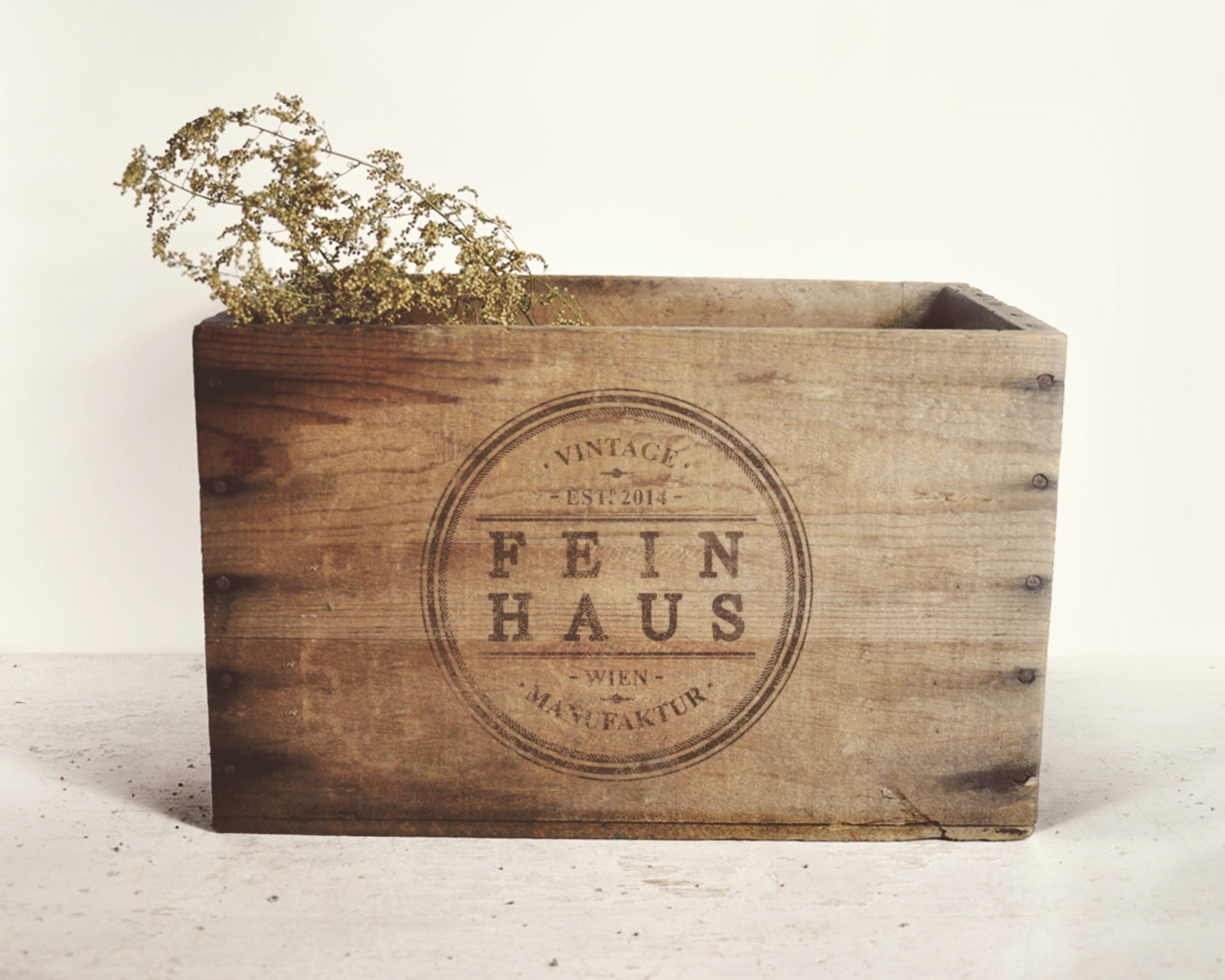 Feinhaus Kiste