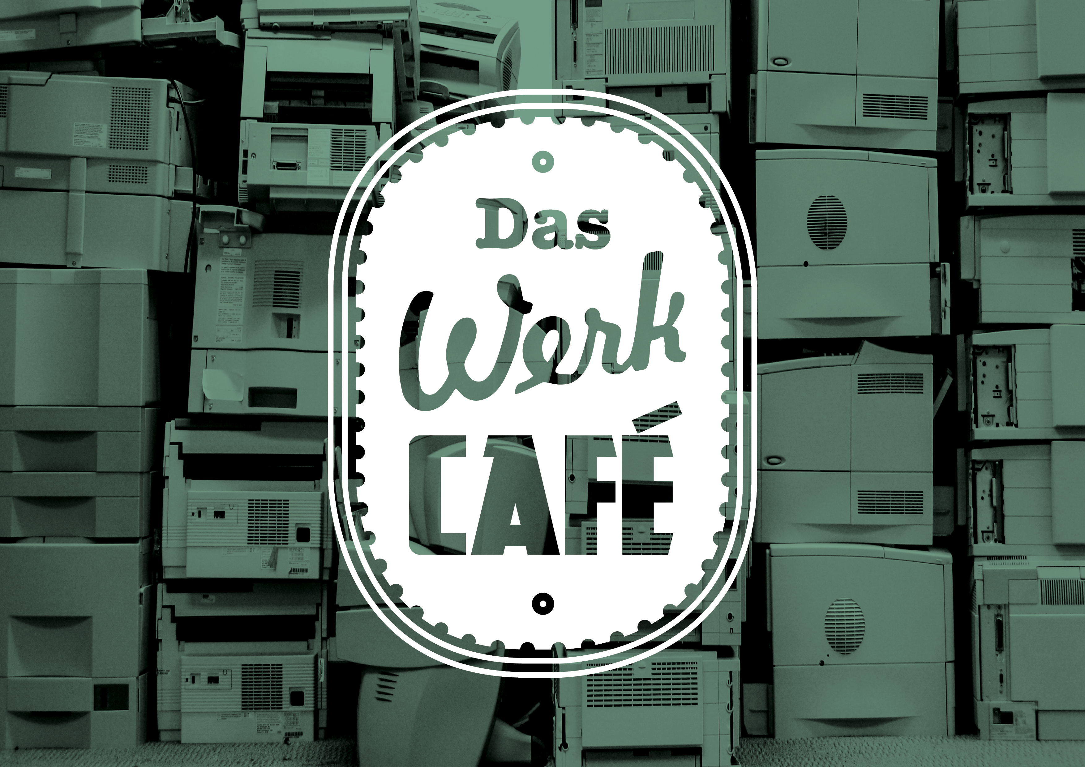 Werk Cafe Montage