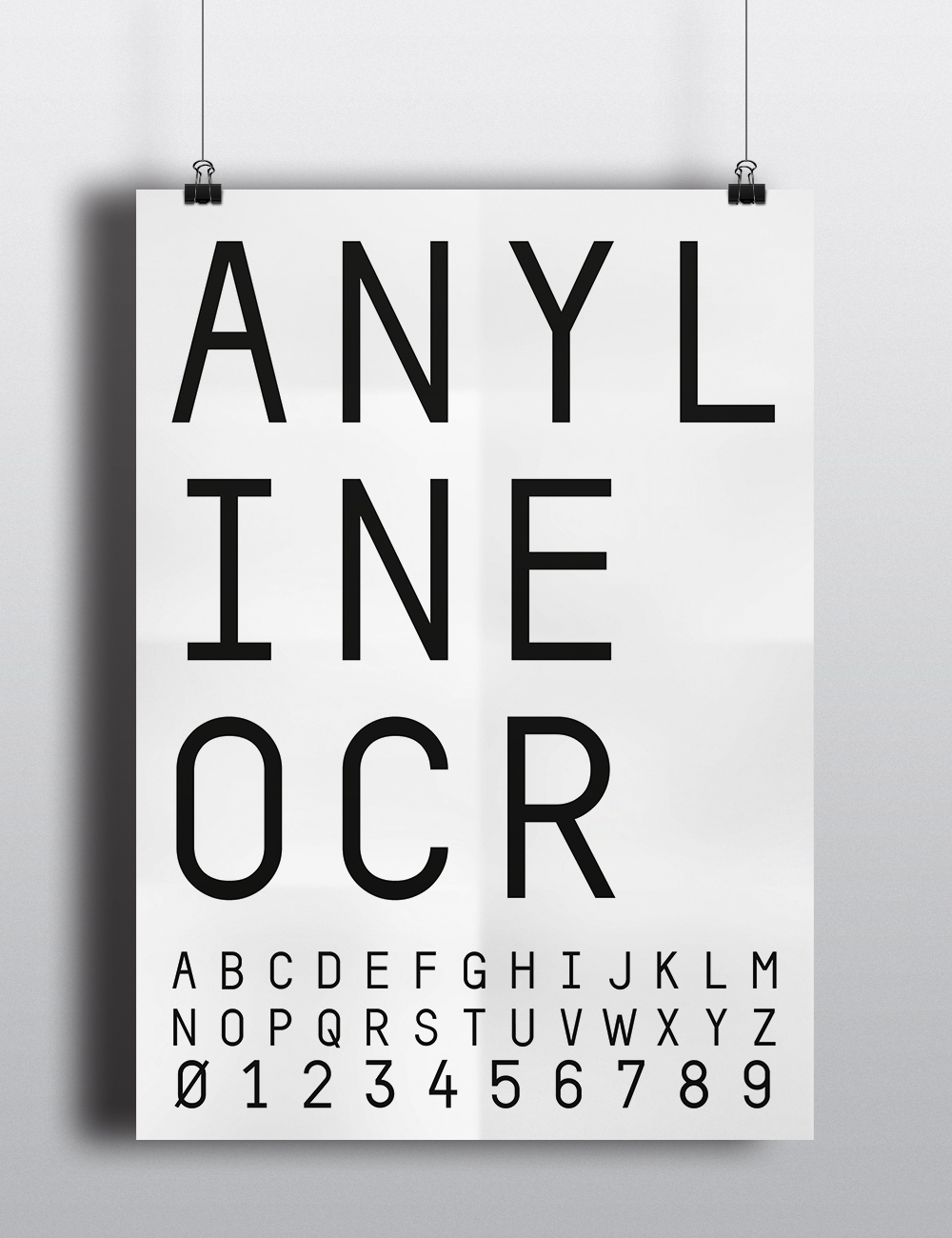Anyline OCR